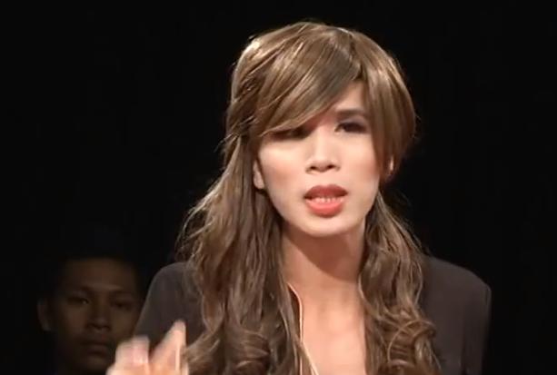 transgender - Menghourng Ngo - Cambodja - lhbt - lgbt